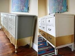 Painting Malm Dresser Black And White Dressers Foter