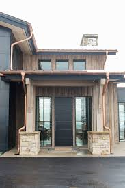 Mountain Home Exteriors Trends We Love Dark Exteriors U2014 Studio Mcgee