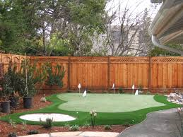 backyard putting green lighting backyard putting green landscape tropical with outdoor lighting