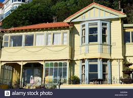 new zealand north island wellington the victorian style timber
