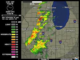 chicago radar map weather radar image at of tornado touchdown near caledonia