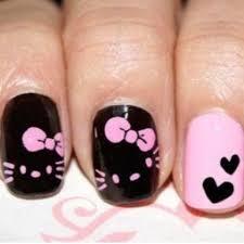 wedding nail designs hello kitty nail art u0026 design 1079356