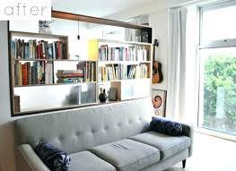 Oak Room Divider Shelves Room Divider Shelf Room Dividers With Shelves Improving Open