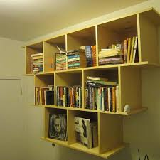 Bookshelves For Boys by Hand Crafted Wall Hanging Bookcase Shelves By Wooden It Be Nice