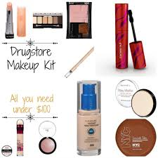 makeup your mind starter kit for beginners on a budget