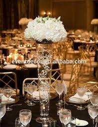 wedding centerpiece vases clear glass vase vase wedding centerpiece and flower