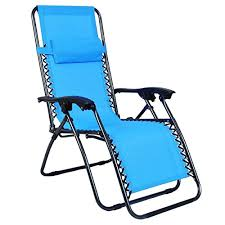 light blue recliner chair odaof adjustable outdoor zero gravity chair light blue our rating