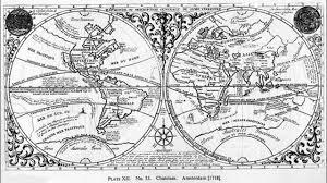 Ancient Map 17 Ancient Maps Of The Polar Region Descriptions Below Youtube