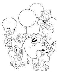 48 baby looney tunes images baby looney tunes