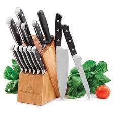 wolfgang puck kitchen knives wolfgang puck 15 cutlery set sam s