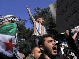 Fermiamo la guerra civile. Domenica 19 manifestazione di solidarieta' con il popolo siriano