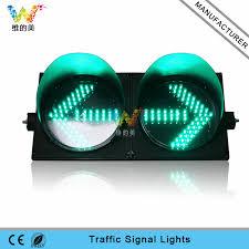 new design 300mm green arrow signal light led traffic light for