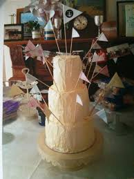 sandcastle wedding cake with moulded buttercream surface wedding