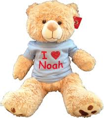 Engraved Teddy Bears Large Personalized Teddy Bears Key Your Spirit Llc