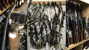 minnesota dnr hold auction confiscated hunting u0026 fishing