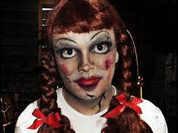 annabelle costume annabelle doll costume makeup