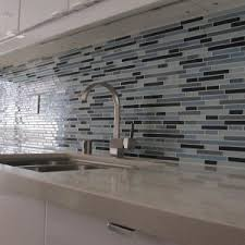 decorating inspiring kitchen design with glass backsplash ideas
