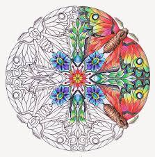 8 mandalas color mandala coloring pages images