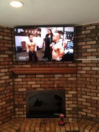vesta tv installation over a fireplace pictures nextdaytechs