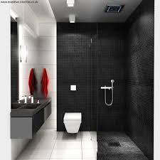 Bathrooms Tiles Designs Ideas Brilliant 10 Black White Bathroom Tile Design Ideas Design Ideas