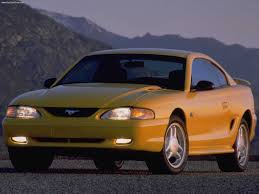 2000 Black Mustang Gt Ford Mustang Gt 1994 Pictures Information U0026 Specs