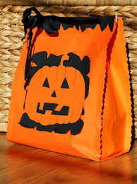 paper bag luminaries halloween halloween paper bag crafts laura williams