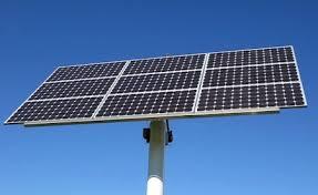 use solar pond aeration using solar power