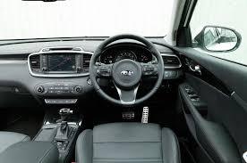 Kia Sorento 2015 Interior Kia Sorento Interior Autocar
