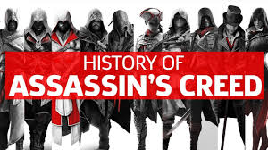 The Story So Far Flag The History Of Assassin U0027s Creed Youtube