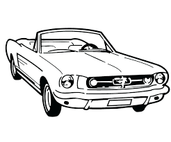 free coloring pages of mustang cars mustang car coloring pages cool car coloring pages fresh cool car