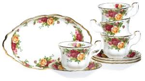 country roses tea set royal albert country roses 9 teaset completer set