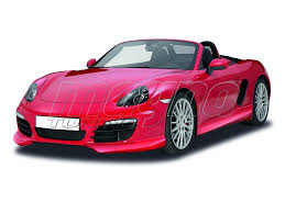 porsche side png boxster 981 newline side skirts