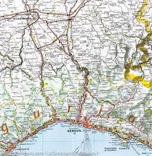 Map Of Sicily And Italy by Map Of Northwestern Italy Michelin U2013 Mapscompany