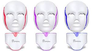 How Does Light Therapy Work Opera Led Mask Light Therapy Glo Antiaging Treatment Bar