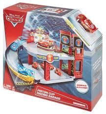 100 3 Car Garage Dimensions by Amazon Com Mattel Piston Cup Racing Garage Toys U0026 Games