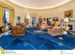 bureau ovale maison blanche rock ar usa vers en février 2016 reproduction du