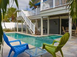 large beach house in historic pass a grille short walk to