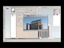v ray for sketchup how to reduce the bluish color on white