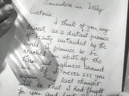 another old movie blog letters in old movies