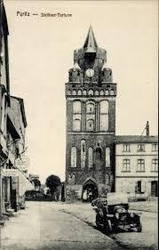 Pyritz Kreis Pyritz Pommern Family History Prussia Pyritz Stettiner Tor Turm Prussia Danzig And Poland