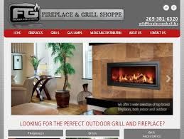 Home Design Stores Long Island Fireplace Grill Shoppe Fireplaces Grills Kalamazoo In Fireplace