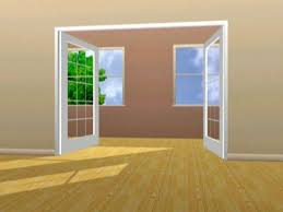 Laminate Flooring For Walls How To Enlarge A Wall Opening For French Doors How Tos Diy