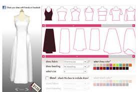 design your own dress design your own wedding dress wedding dress
