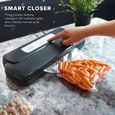 manual foodsaver cosori automatic vacuum sealer food saver one touch vacuum