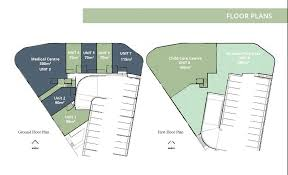 floor plan for child care center sell lease property
