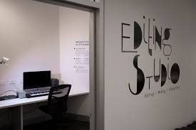 editing studio now open at uts library uts library university
