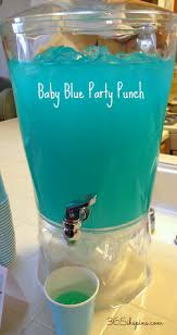 blue punch for baby shower day 291 pretty pink punch u0026 baby