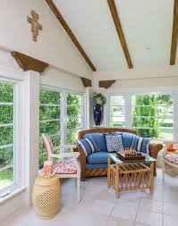 interior excellent sunroom interior design for small space with