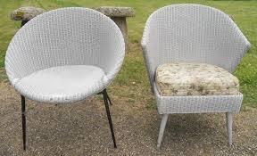 Lloyd Loom Bistro Chair Lloyd Loom Lloyd Loom Bistro Chair Upholstered Dwb Dining Chairs