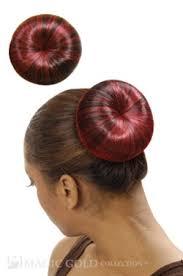 donut bun hair bun jumbo